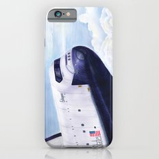 Enterprise Through The Clouds - Drawing iPhone 6s Slim Case