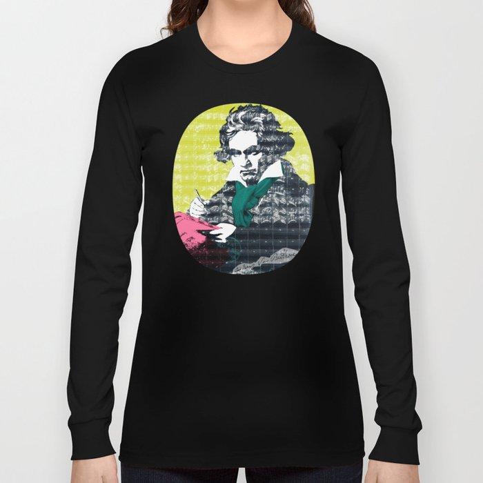 Ludwig van Beethoven 9 Long Sleeve T-shirt