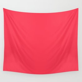 Evanescent Beauty ~ Bright Rose Pink Wall Tapestry