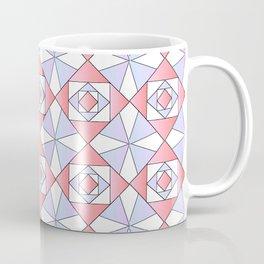 symetric patterns 71 -mandala,geometric,rosace,harmony,star,symmetry Coffee Mug