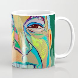Francis Pope Smile Coffee Mug