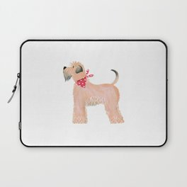 Wheaten Terrier Laptop Sleeve