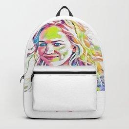Brittany Robertson (Creative Illustration Art) Backpack
