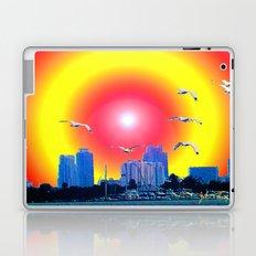 Miami Birds Laptop & iPad Skin