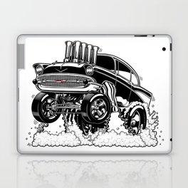 57 Gasser REV-3 BLACK Laptop & iPad Skin