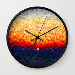 burnsun Wall Clock