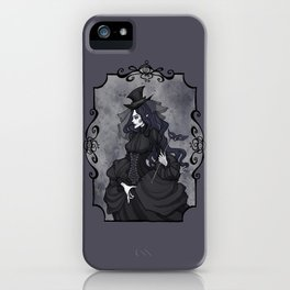 Before The Masquerade iPhone Case