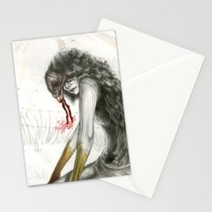All Good Things To Those Who Wait Stationery Cards