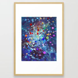 Rainbow Study Framed Art Print