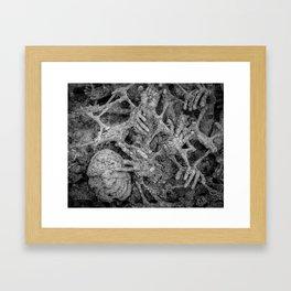 The White Temple - Thailand - 005 Framed Art Print