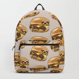 Sloths Burger Backpack