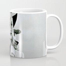 Veronica Lake, Circa 1942 Black and White Photograph Coffee Mug