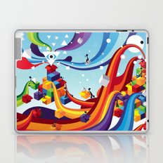 Open up Laptop & iPad Skin