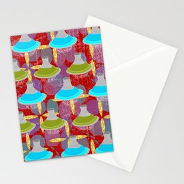 Moroccan Ceramics Stationery Cards