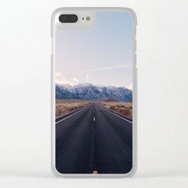 High Sierra Clear iPhone Case