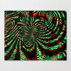 Blind Trip A Canvas Print