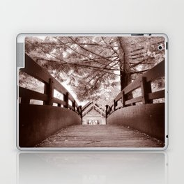Sepia Bridge Laptop & iPad Skin