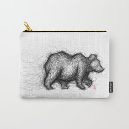 The Bear Necessities Carry-All Pouch