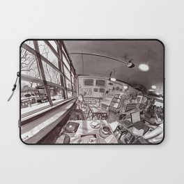 Denver Coffeehouse Laptop Sleeve