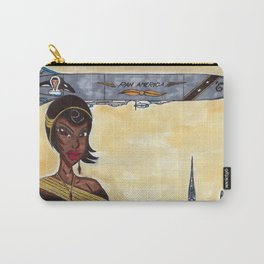 The World is Ours Carry-All Pouch