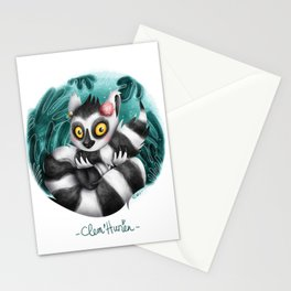 Clem' Hurien Stationery Cards