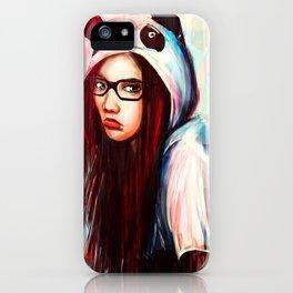 Bamboo 4 Chu! iPhone Case