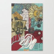 Pey Nun פנ Canvas Print