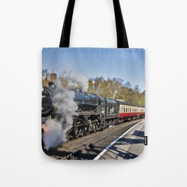 Grosmont Station Tote Bag