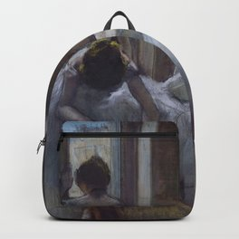"Edgar Degas ""Dancers"" Backpack"