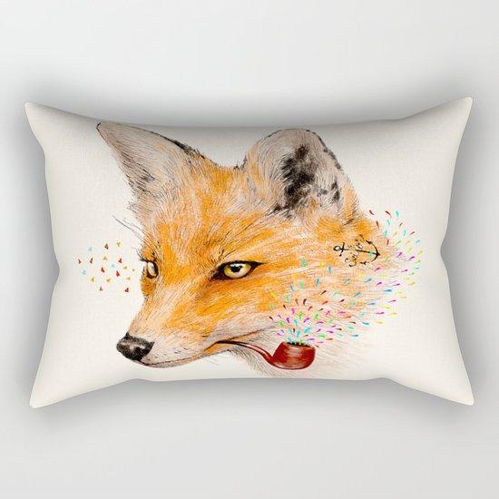Fox VI Rectangular Pillow