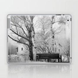 Pt. Iroquois Winter Laptop & iPad Skin