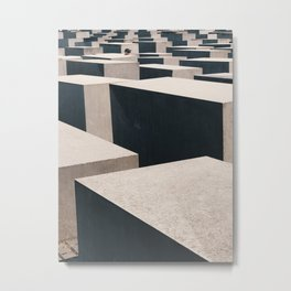 BERLIN SPIRIT - 2 Metal Print
