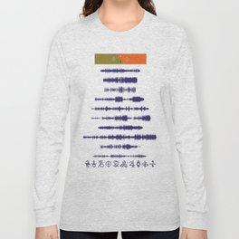 22, A Million (10) Long Sleeve T-shirt