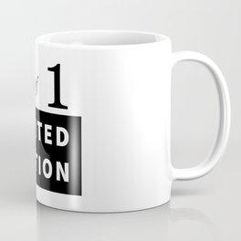 1 of 1 - Limited Edition Coffee Mug
