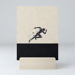Run your race ... Mini Art Print