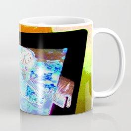 Eagerness For Playful Evasion  Coffee Mug