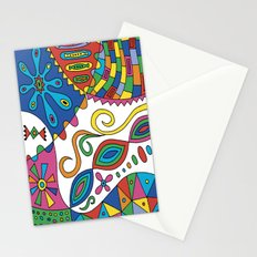 On Track Stationery Cards