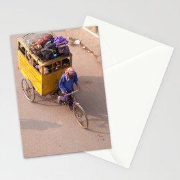 India New Delhi Paharganj 5557 Stationery Cards