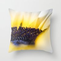 fireworks Throw Pillows featuring Fireworks by HappyMelvin