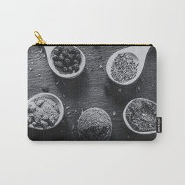 Spices. Carry-All Pouch