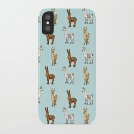 Llama-Rama! iPhone Case