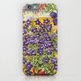garden 048 grevillea  streptosolen amabilis magnifica in vase6 iPhone Case