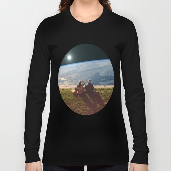 Homesickness Long Sleeve T-shirt