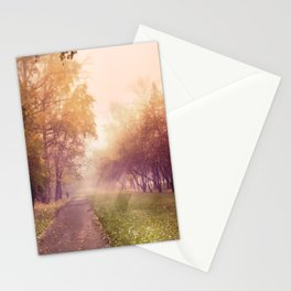 (It's) just a way home... Stationery Cards