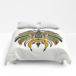 Emperor Tribal Lion Comforters