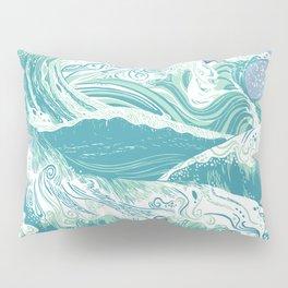 Sea Fever Pillow Sham