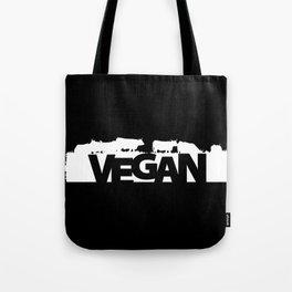 VEGAN Herbivores Tote Bag