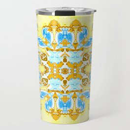 The Golden Days Of Summer Travel Mug