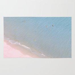 """Ocean dreams"". At the paradise Rug"