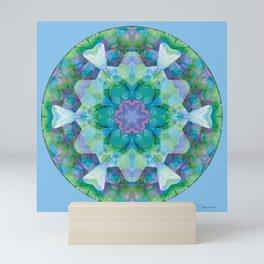 Mandalas of Healing and Awakening 10 Mini Art Print